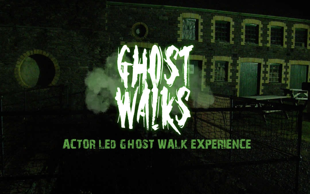 GHOST WALKS coming this summer at The Silver Mountain Experience!