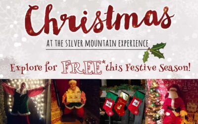 Christmas is coming to The Silver Mountain Experience!