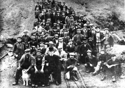 1904 Miners at Van