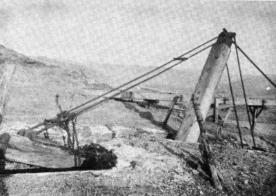1938 Pumping Bob at Hanson's Engine Shaft - G Bramall