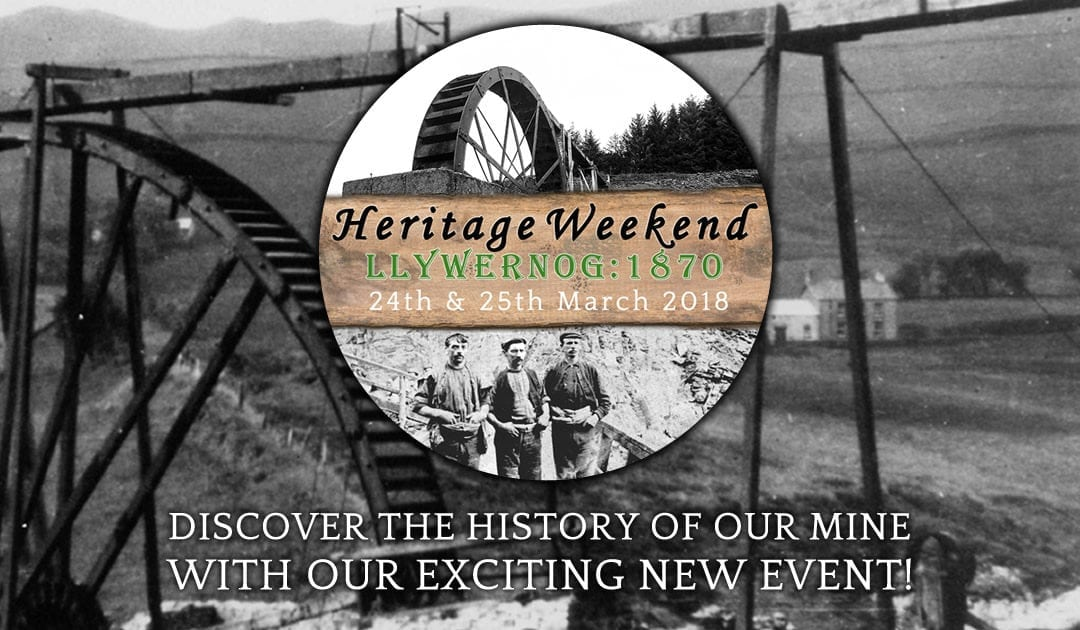 Heritage Weekend to launch the 2018 season!