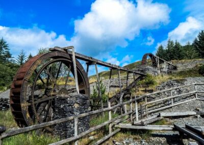 The Silver Mountain Experience - Miners Trail