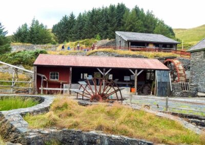 Water Play & Gem Panning at The Silver Mountain Experience