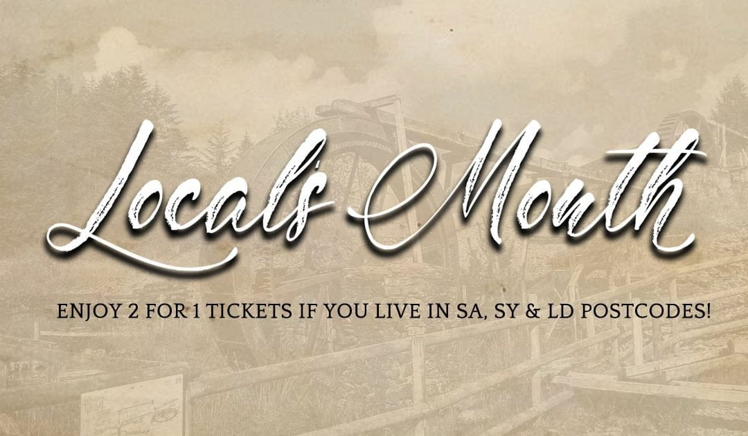 Locals Month arrives at The Silver Mountain Experience for 2018!