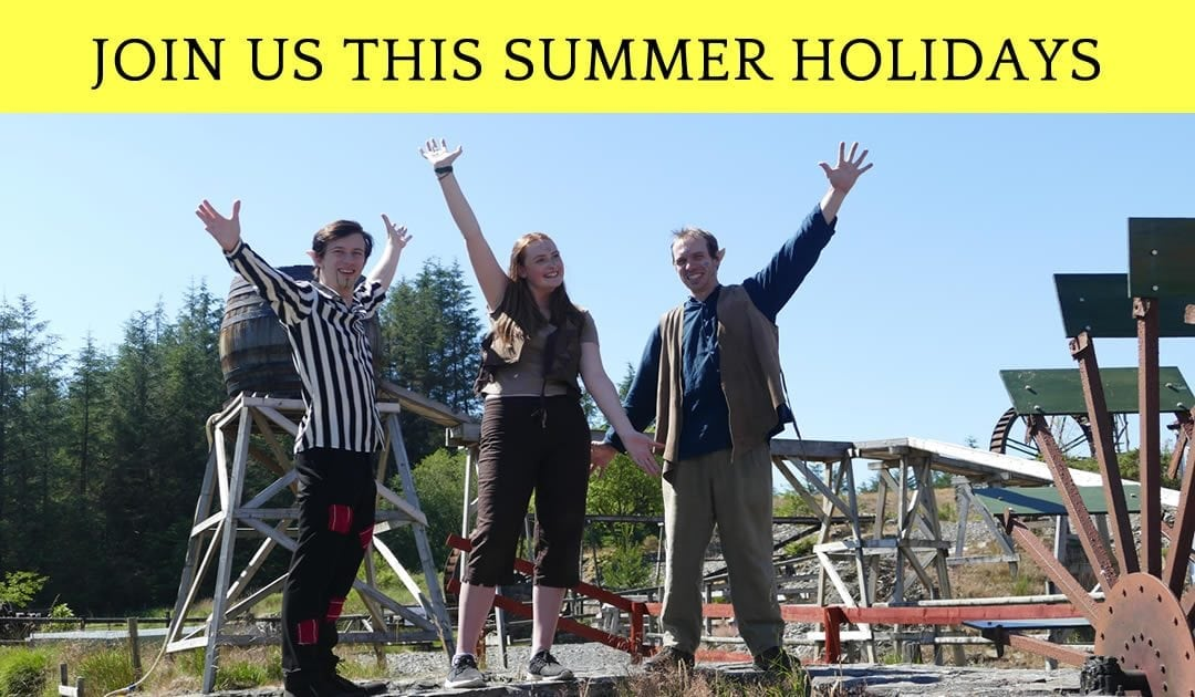 Join us this summer holidays at The Silver Mountain Experience!