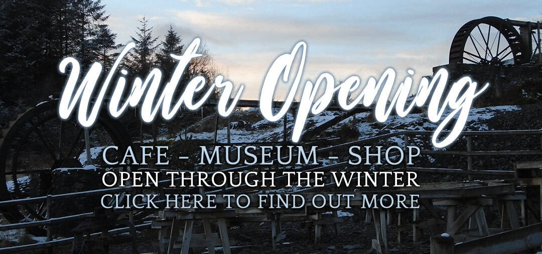 Our first ever winter opening!