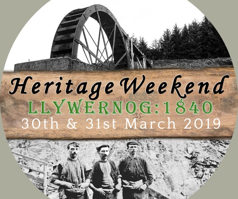 The Return of Llywernog Silver-Lead Mine's Heritage Weekend: The 'Boom Years'
