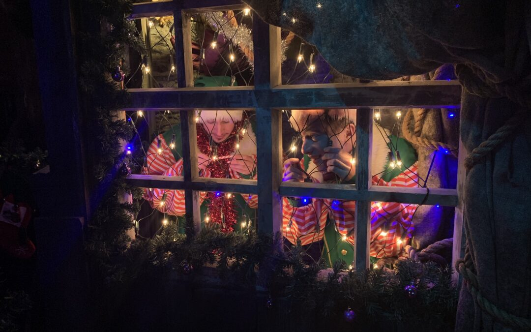 Visit our Santa's Grotto and more this Christmas at The Silver Mountain Experience